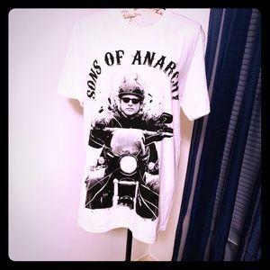 NWT Sons of Anarchy T-Shirt Medium